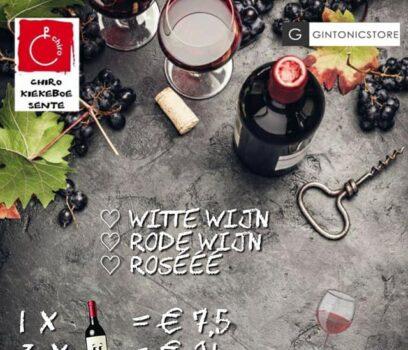 ! Big news: Wijnverkoop !